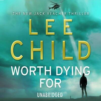 Worth Dying For By: Lee Child - Audiobook