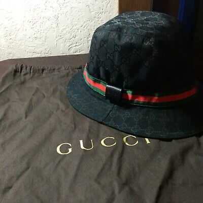 25e1fbaca GUCCI BUCKET HAT 100% authentic - $100.00 | PicClick
