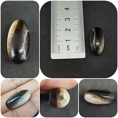 sulemani yemani old Eye agate beautiful bead #2B