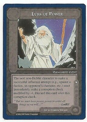 MECCG Middle-earth Tom Bombadil The Wizards Unlimited TWUL Middle earth LOTR NM