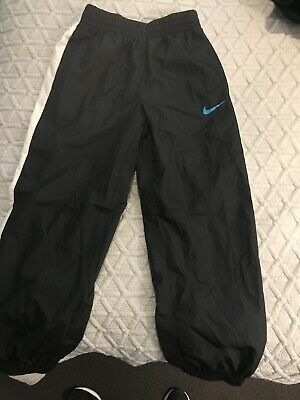 Boys Nike Trackpants Size Small (8-10 Years)