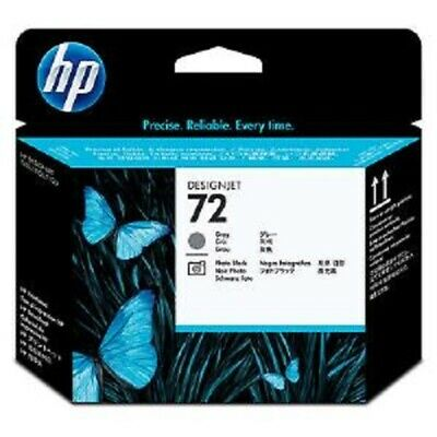 Original Printhead Reliable and Trouble Free Printing HP 72 Grey Photo Black