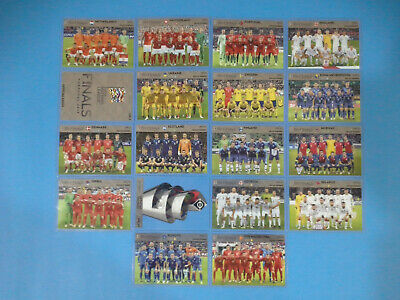 Panini Adrenalyn Road to Euro 2020 UEFA Nation League UNL1-UNL18 a scelta