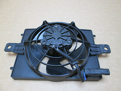 BMW R1200RT LC 2014 17,687 miles radiator cooling fan (2851)
