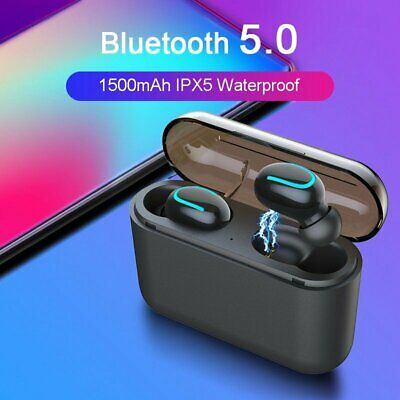 Q32 TWS True Wireless In-Ear 3D Stereo Bluetooth 5.0 Earphones Earbuds Headsets