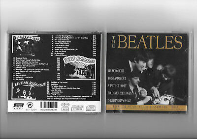 The Beatles Cd Live Im Star Club Hamburg