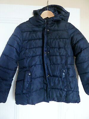 ZARA GIRLS outwear collection Winter Jacket coat Age 9-10 years