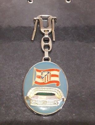 Atletico Madrid Keychain Collectable