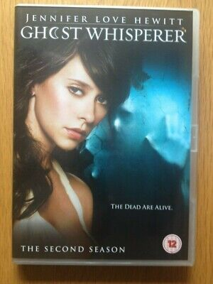Ghost Whisperer The Second Season 2 Complete DVD (6 Disc Set) Series 2 Complete