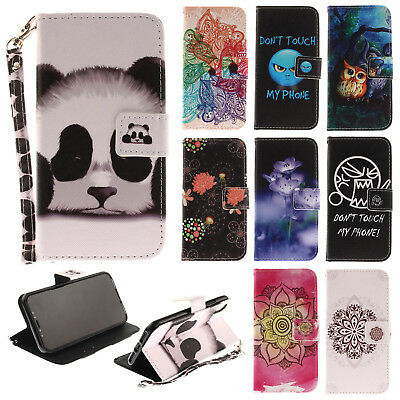Magnetic Flip PU Leather Stand Case Cover For Samsung Galaxy Asus Zenfone Nokia