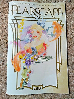 FEARSCAPE # 1(2018) VAULT Comics (COVER A) NM Condition (Low Print - sold out)