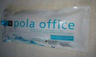 SDI Pola Office Plus Dental Tooth Whitening Bleach - In Office 1 Patient Kit