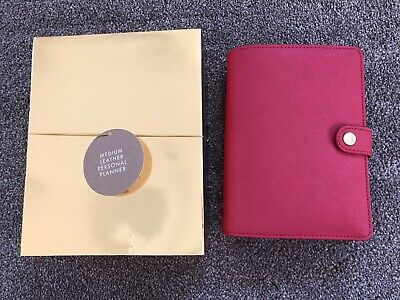 Kikki K RED medium personal planner LIMITED EDITION Lunar New Year 2016 NEW (1)