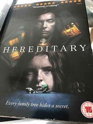 Hereditary  with Toni Collette New (DVD  2018)