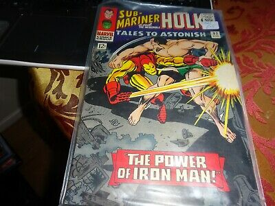 tales to astonish 82.marvel silver age featuring hulk and sub-mariner