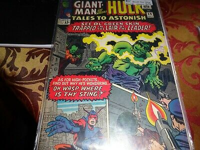 tales to astonish 69.rare marvel silver age featuring giant man and hulk