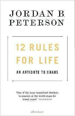 12 Rules for Life: An Antidote to Chaos by Jordan Peterson (P-D-F+AudioBΟΟΚ)