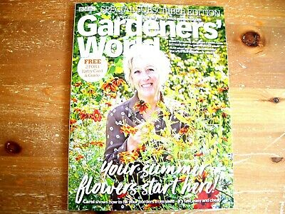 #without 2 For 1 Entry Card+Guide#/gardeners' World Magazine/may 2019/new/unread