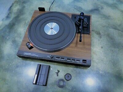 Vintage Rare Realistic Lab 440 Direct Drive Turntable Record Player Automatic