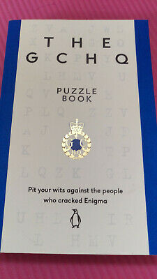 The GCHQ Puzzle Book by GCHQ (Paperback, 2016)