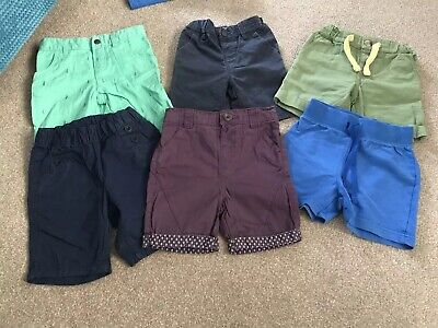 Playwear Boys Shorts Bundle 12-18 Months And 18-24 Some Next