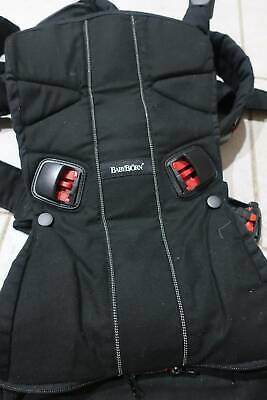 Baby Bjorn Baby Carrier One Black Cotton mix