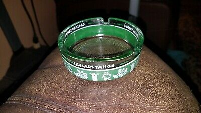Vintage Caesars Palace Hotel And Casino at Tahoe Ashtray Lake Tahoe Nevada