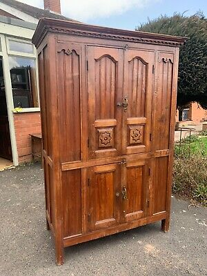 Antique house keepers cupboard