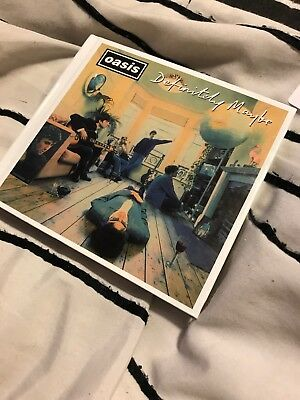 Oasis.Definitely Maybe. (Remastered) Triple Cd Deluxe Edition .