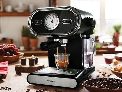 Espresso Machine Coffee Maker Portafilter System Kitchen Tools Pump Pressure