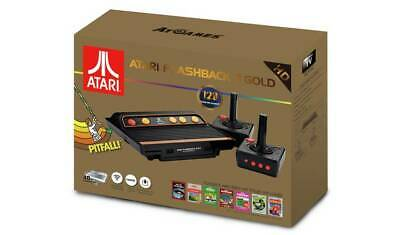 New Atari Flashback 8 HD Games Console with 120 Games