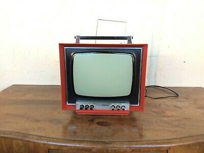 Tv Trans Continents Mod.148 Anni 60 Televisione Vintage Made In Italy