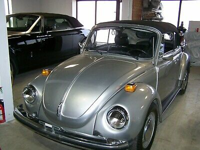 1979 Super Beetle Convertible 1979 Super Beetle Convertible