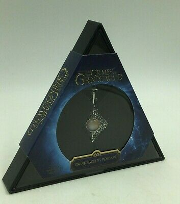 Wizarding World Grindelwald's Pendant Fantastic Beasts The Crimes of Grindenwald