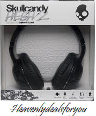 SKULLCANDY HESH 2 Over-Ear Supreme Sound Headphones With Mic1+