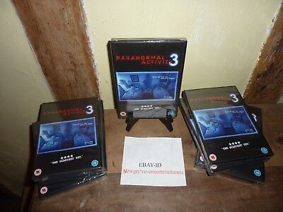 Paranormal Activity 3 DVD New Sealed