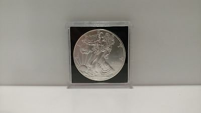 2011 Silver American Eagle BU 1 oz Coin US $1 Dollar U.S. Mint Uncirculated