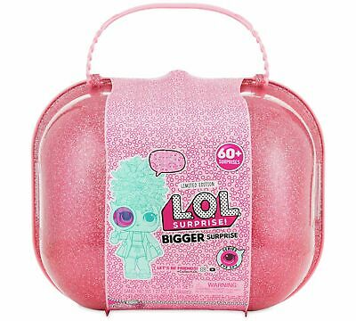 NEW LOL SURPRISE! BIGGER SURPRISE Eye Spy Series 4 - L.O.L IN HAND & FREE SHIP