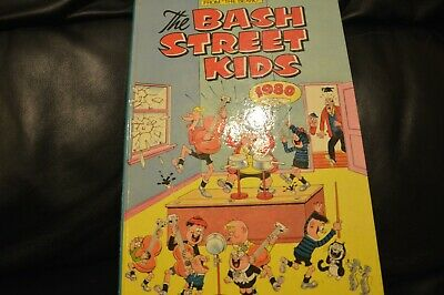 """The Bash Street Kids from """"The Beano"""" Annual 1980"""