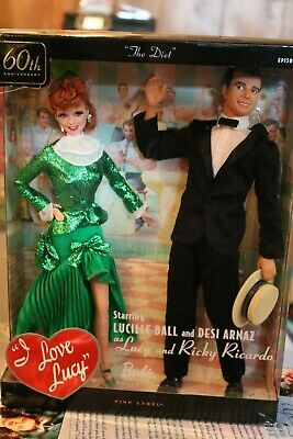 I Love Lucy Lucille Ball Ricky Ricardo Episode 4 The Diet Giftset