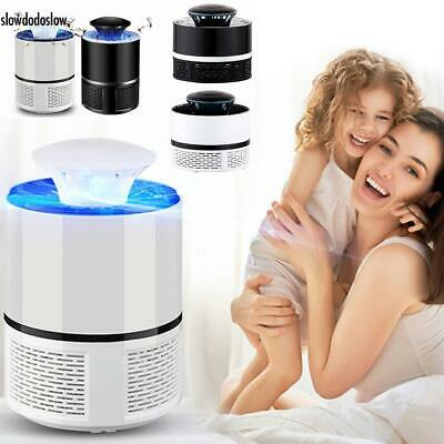 USB Photocatalyst Mosquito Killer Lamp for Home Bedroom SDDS