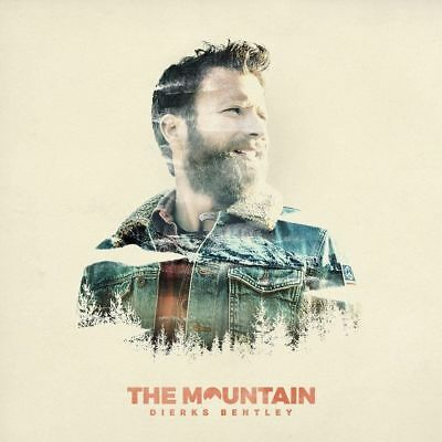 New Sealed! Dierks Bentley!! The Mountain Cd!! 2018 Capitol Records!