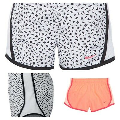 New Nike Little Girl's Dry Tempo Shorts Toddlers Choose Size