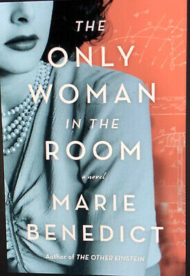 The Only Woman in The Room by Marie Benedict [ E-B00K, PDF, EPUB, Kindle ]