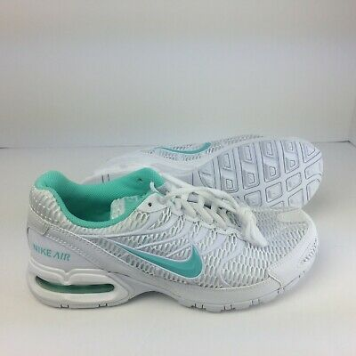 c6bc0032652 Nike Wmns Air Max Torch 4 Cross Training Womens Shoes White Turquoise 343851 -100