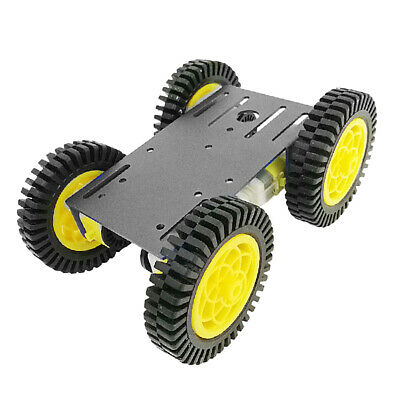 Mini Tank Robots Chassis for Arduino DIY Smart Car Kit with Educational Stem