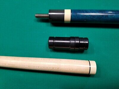 MEUCCI BILLIARD CUE AUTOGRAPHED 1 OF ONLY 125 MADE - $900 00