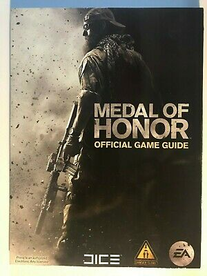 Prima Medal of Honor Official Game Strategy Tactics Guide Book PS2 PS3
