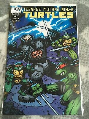 Teenage Mutant Ninja Turtles 44 Idw 2015 1St Print Eastman Variant