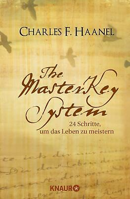 The Master Key System Charles F. Haanel